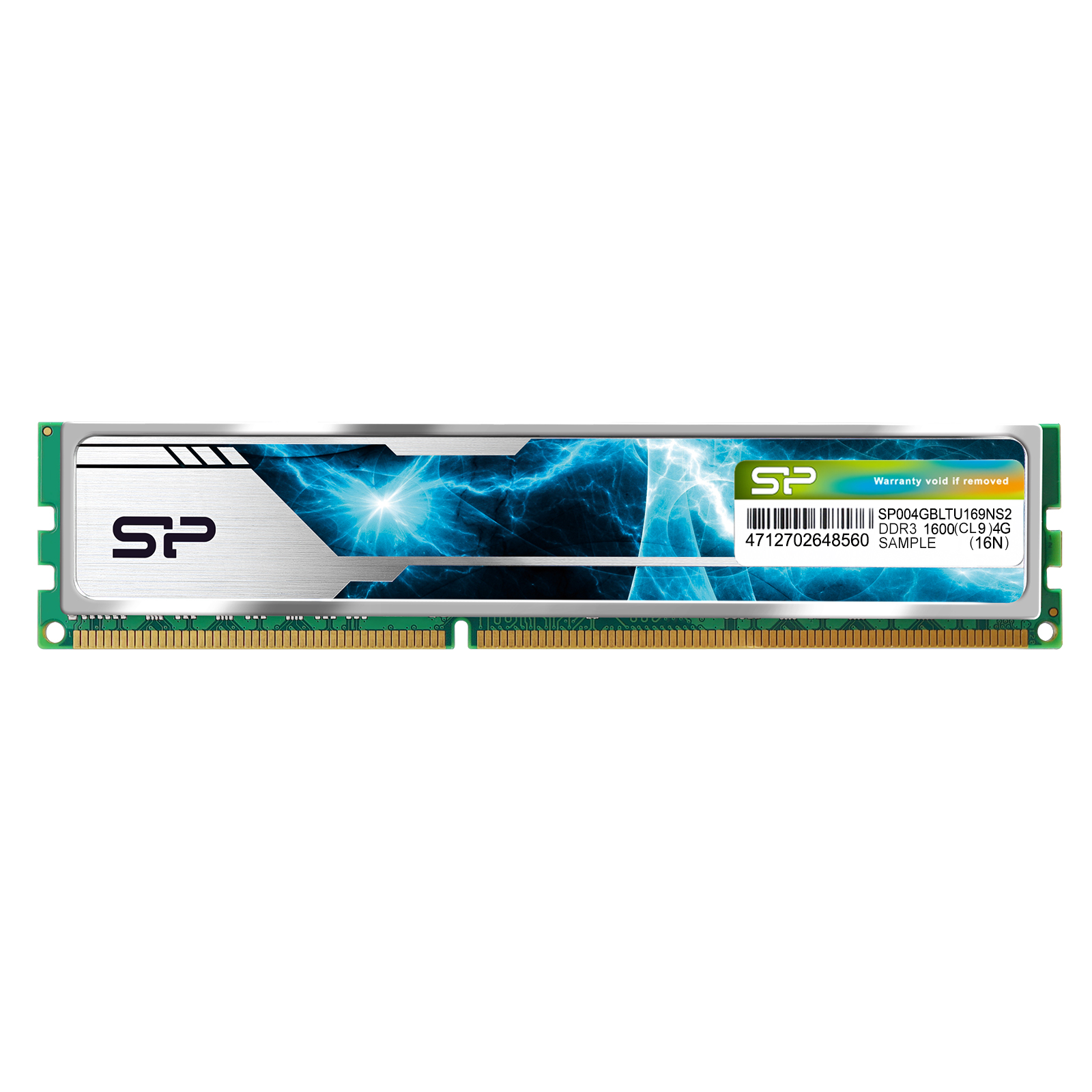 Pamięci RAM DDR3 Unbuffered DIMM (Heatsink)