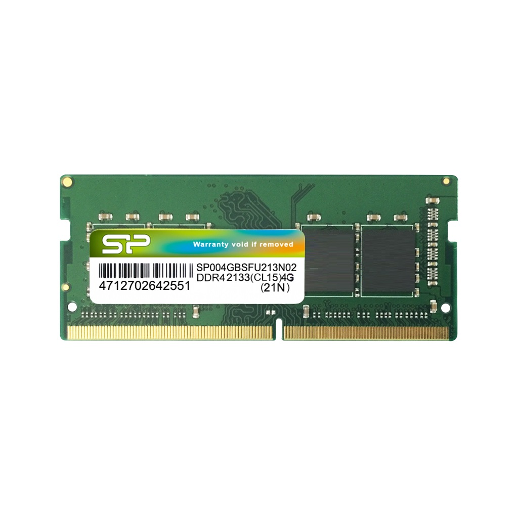 記憶體模組 DDR4 260-PIN SO-DIMM