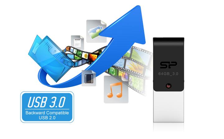 Mobile X31 USB 3.0 極速效能展現