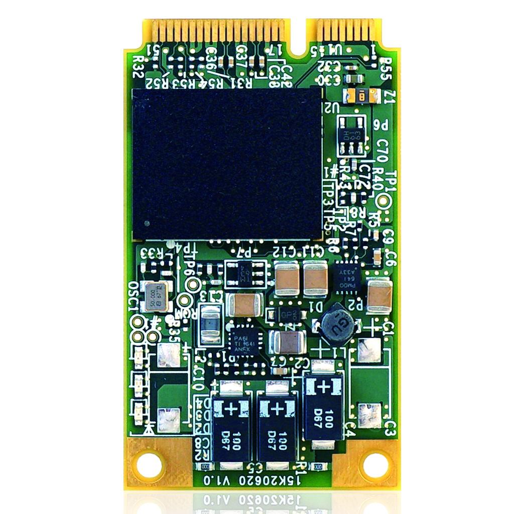 Industrial mSATA SSD MSA530R