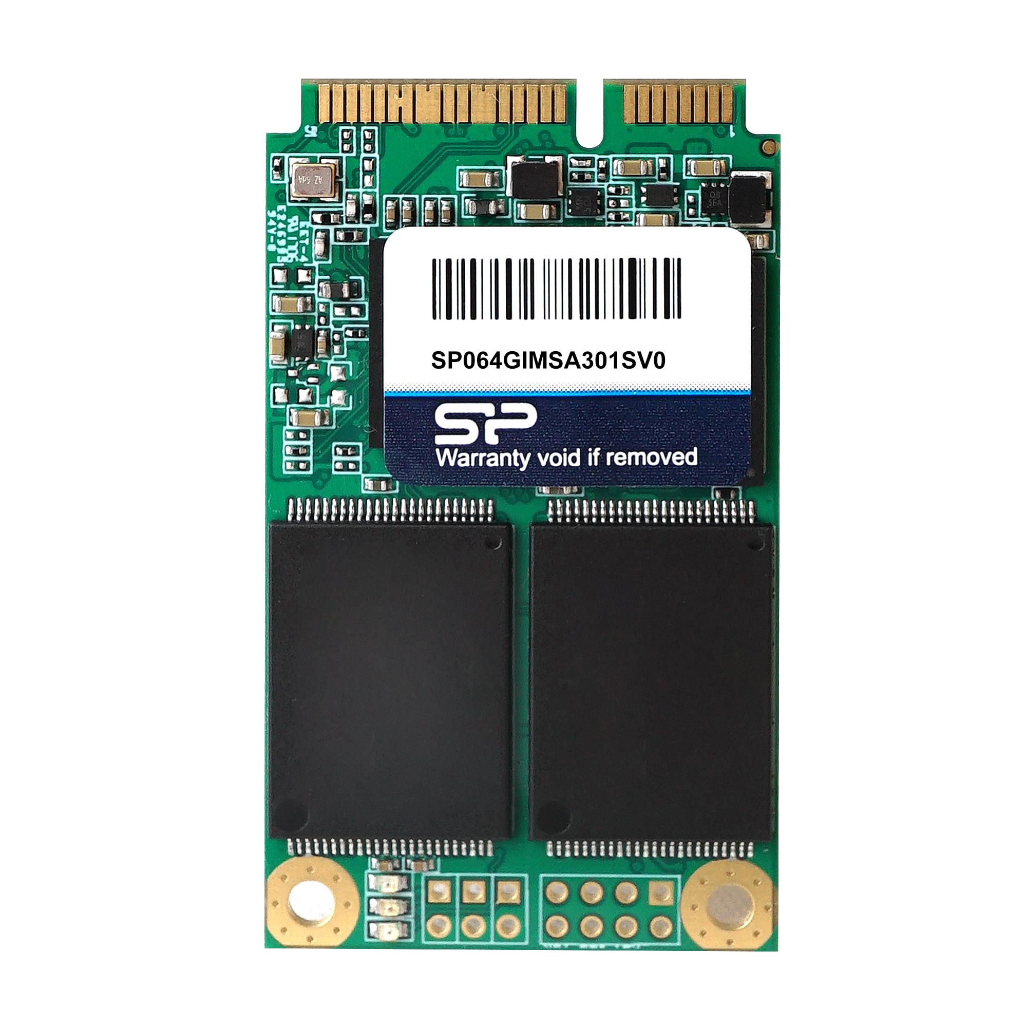 Industrial mSATA SSD MSA300S