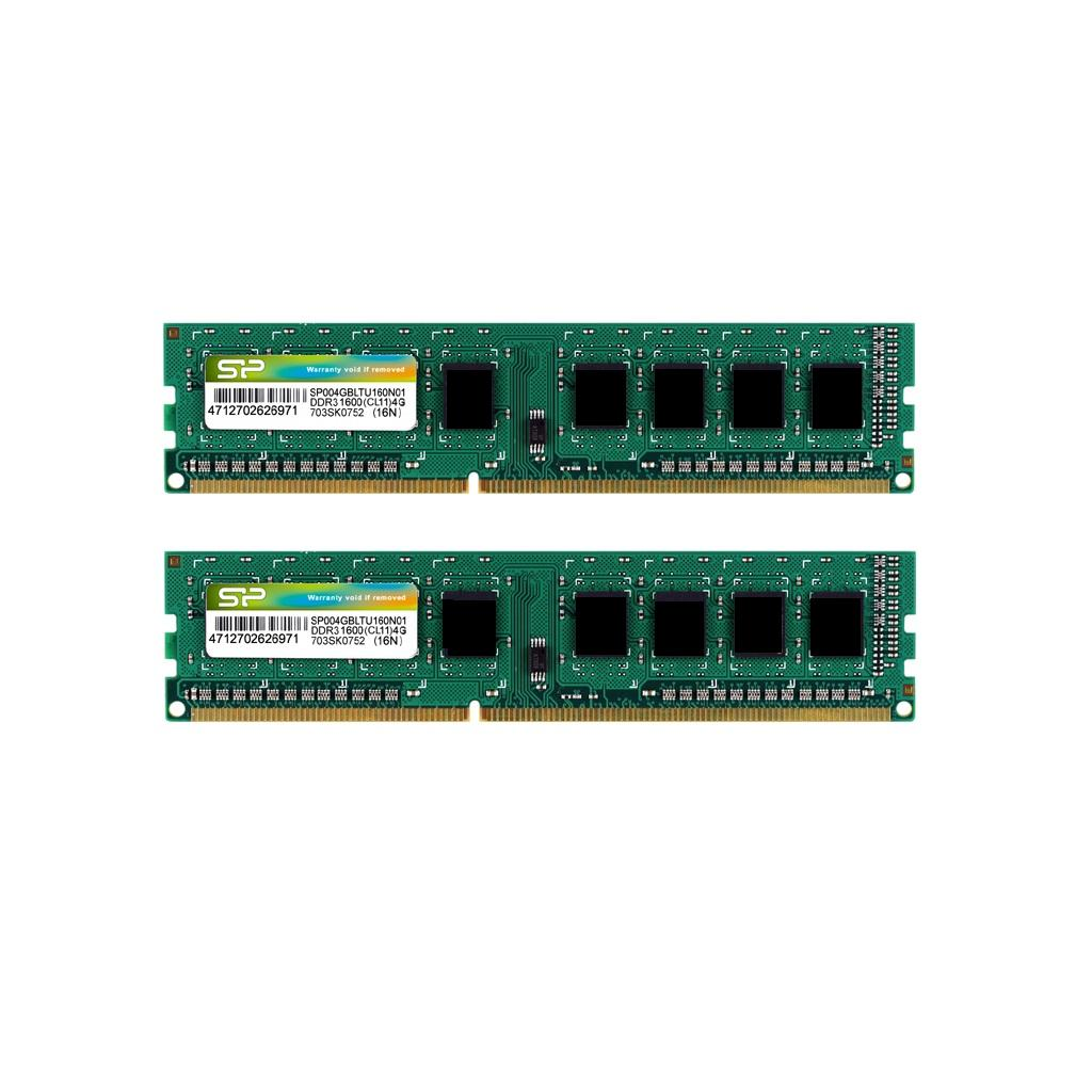 Модули памяти DRAM DDR3 240-PIN Unbuffered DIMM_Dual Channel Kit