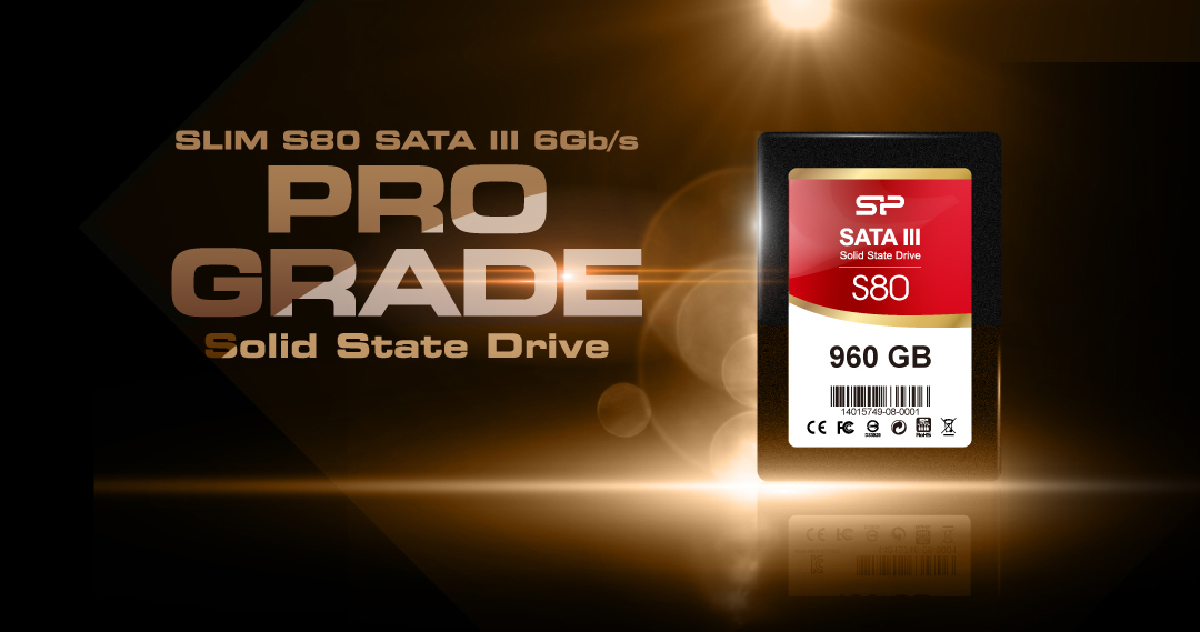 Slim S80 Super-high performance for media multitaskers