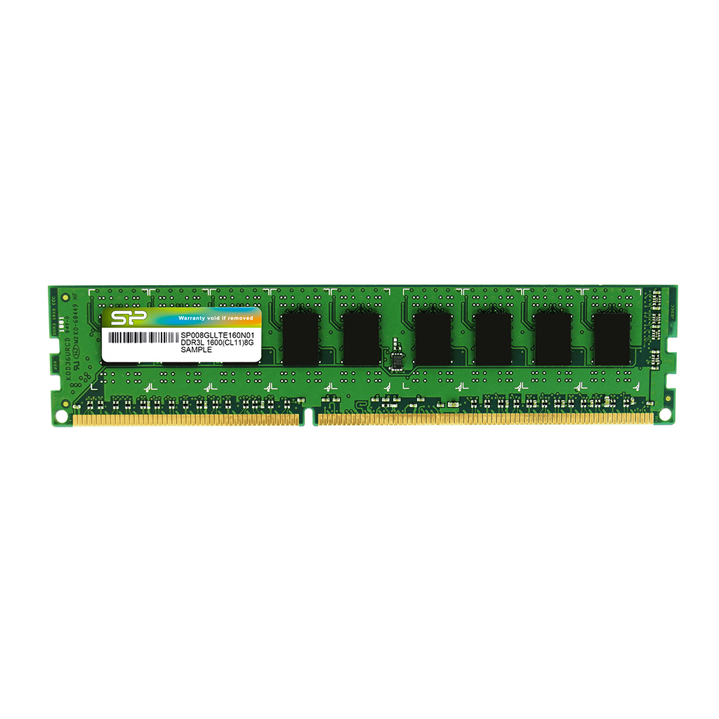 Modules mémoires DDR3L 240-PIN Low Voltage ECC DIMM