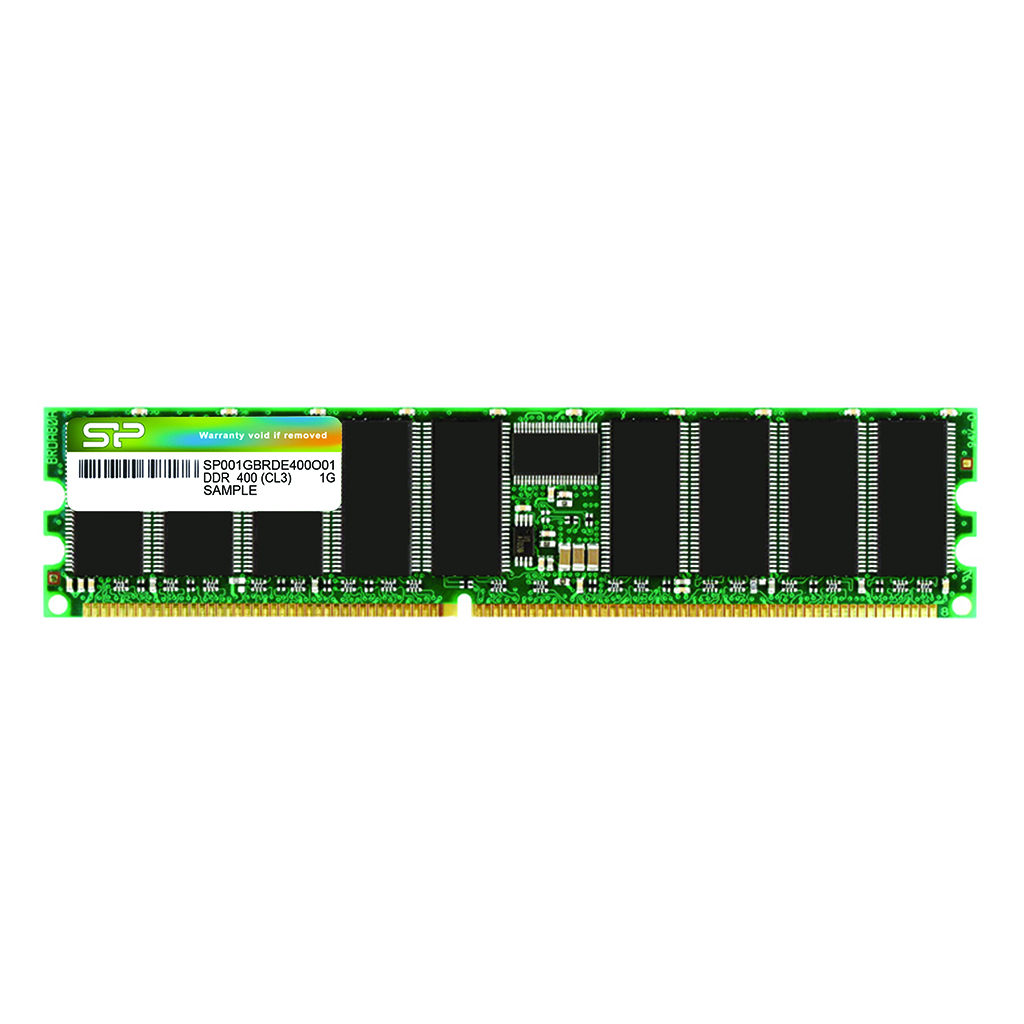 Pamięci RAM DDR 184-PIN Registered DIMM