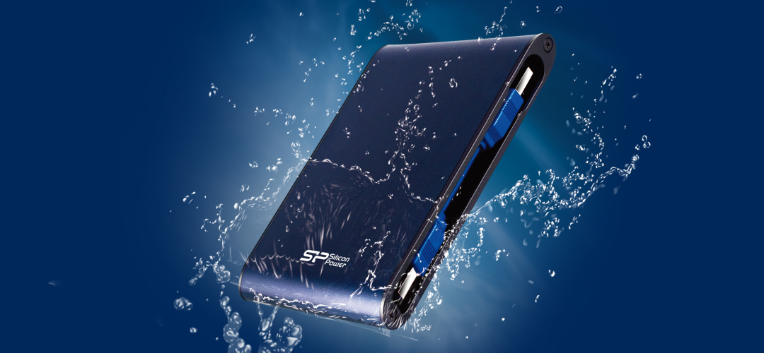Armor A80 Water, pressure, vibration & dust proof