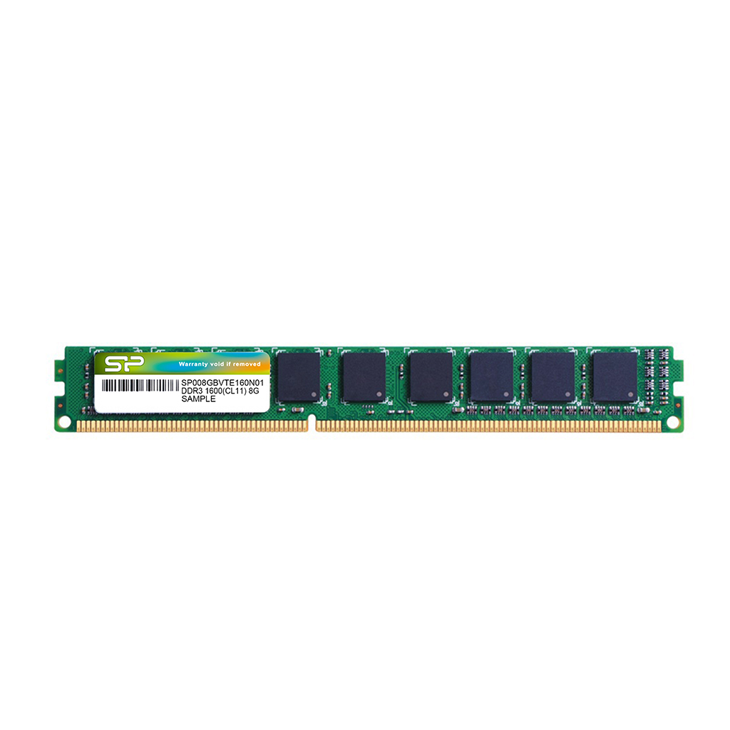 記憶體模組 DDR3 240-PIN Very Low Profile ECC DIMM