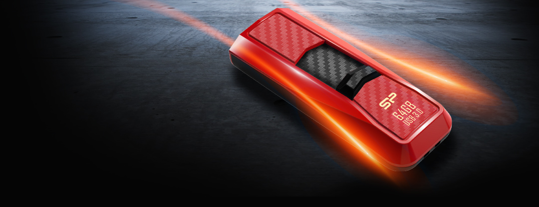 Blaze B50 Sports car spirit lies in every curve and angle