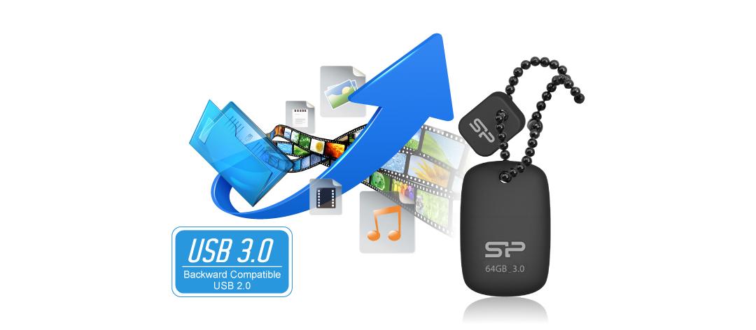 Jewel J07 SuperSpeed USB 3.1 Gen1 interface