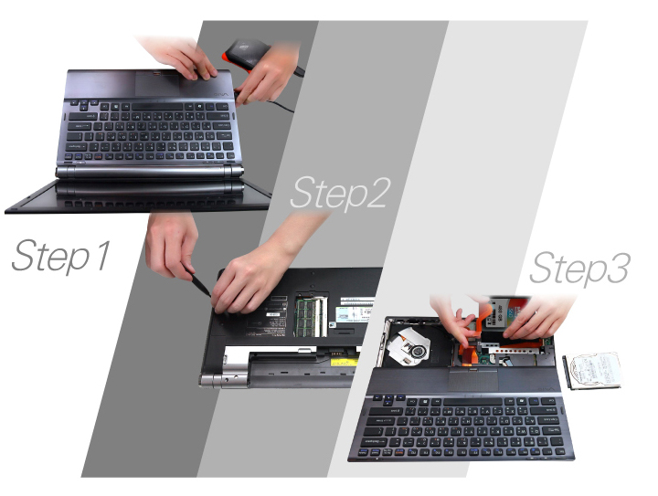 Velox V60 簡單三步驟 輕鬆升級