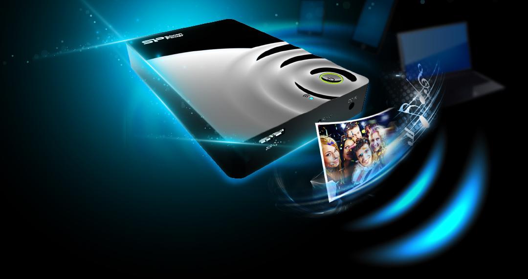 Wi-Fi H10 Wi-Fi H10<BR> Your Personal Cloud<BR> USB 3.0 WiFi Hard Drive