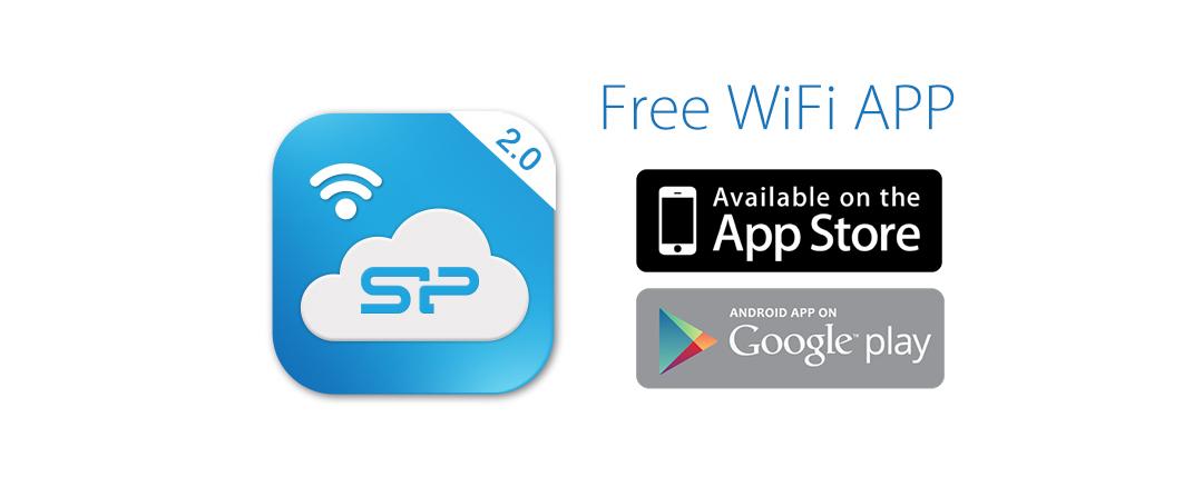Wi-Fi H10 專屬APP程式,支援iOS及Android作業系統