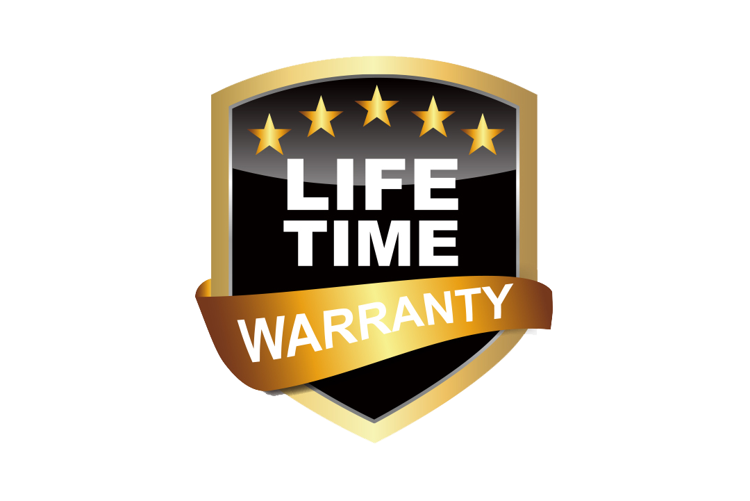 Superior CF 1000X Lifetime warranty