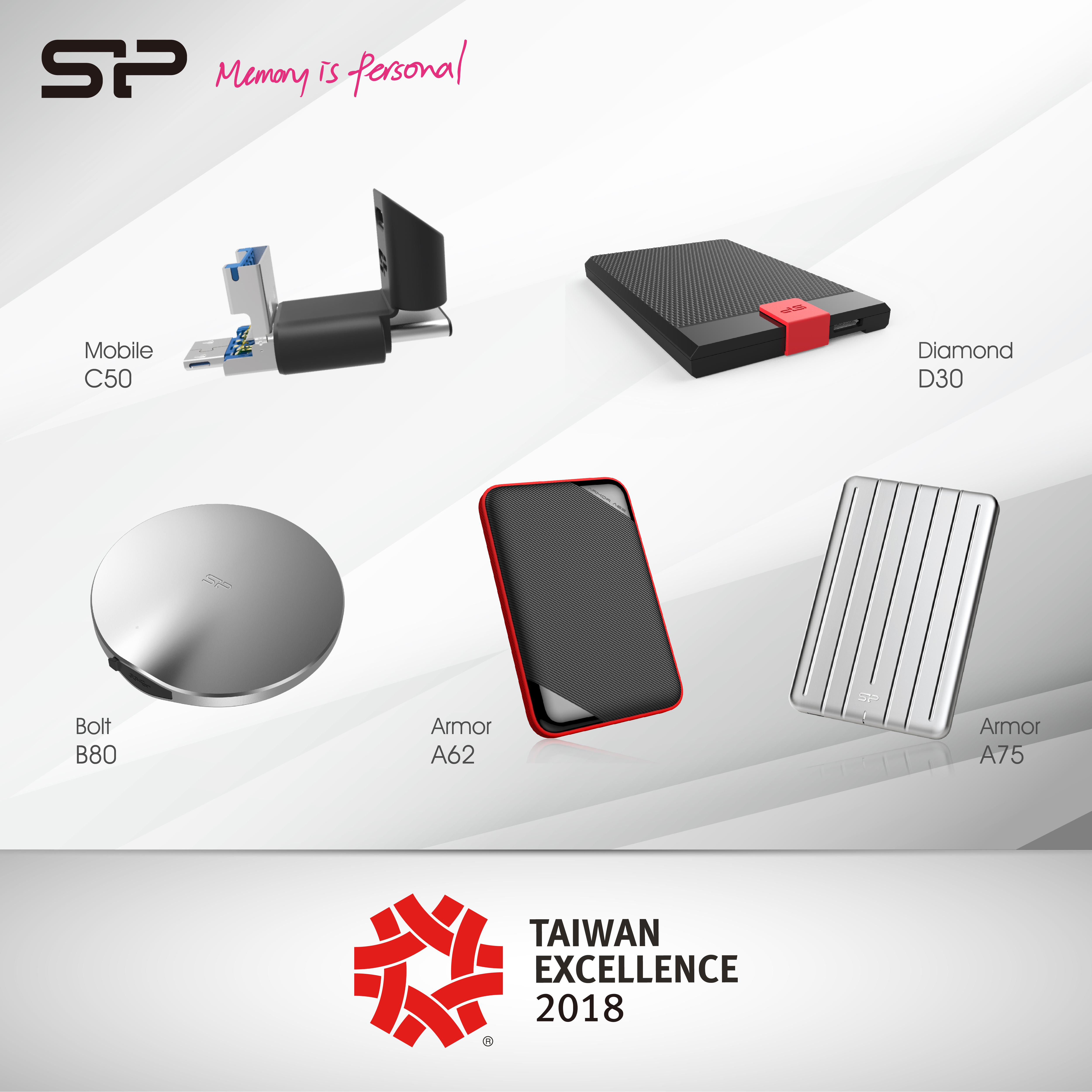 Autumn Showers SP With Five Taiwan Excellence Awards
