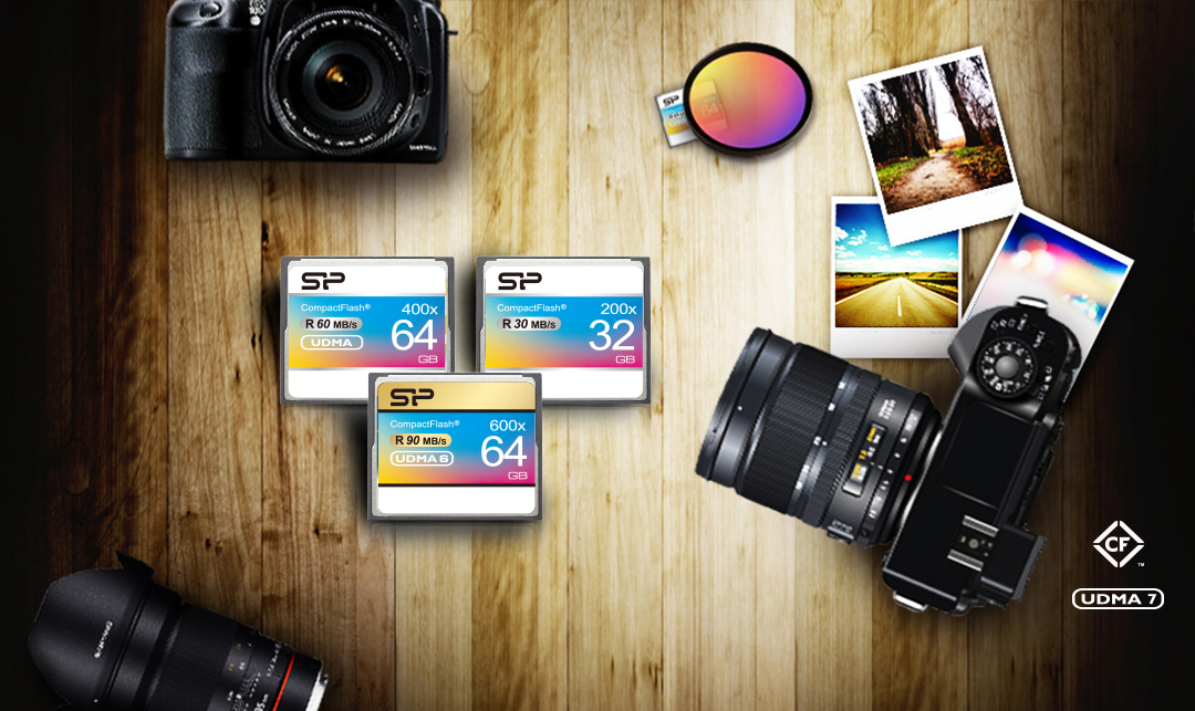 CF 200X Capture your instant and cherishing moments in continuous shooting experience.