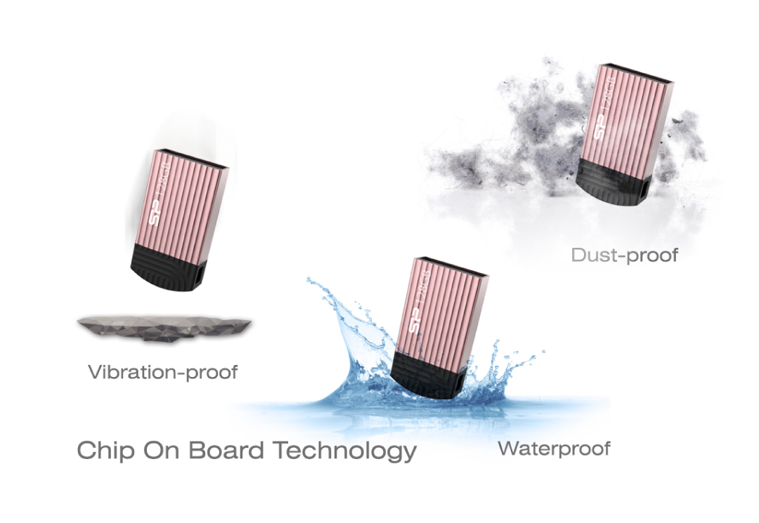 Jewel J20<br><font color='#888888' size='2%'>8GB, 16GB, 32GB, 64GB</font> Waterproof, dustproof and vibration-proof protections