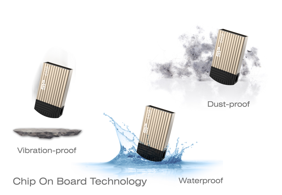 Touch T20 Waterproof, dustproof and vibration-proof protections