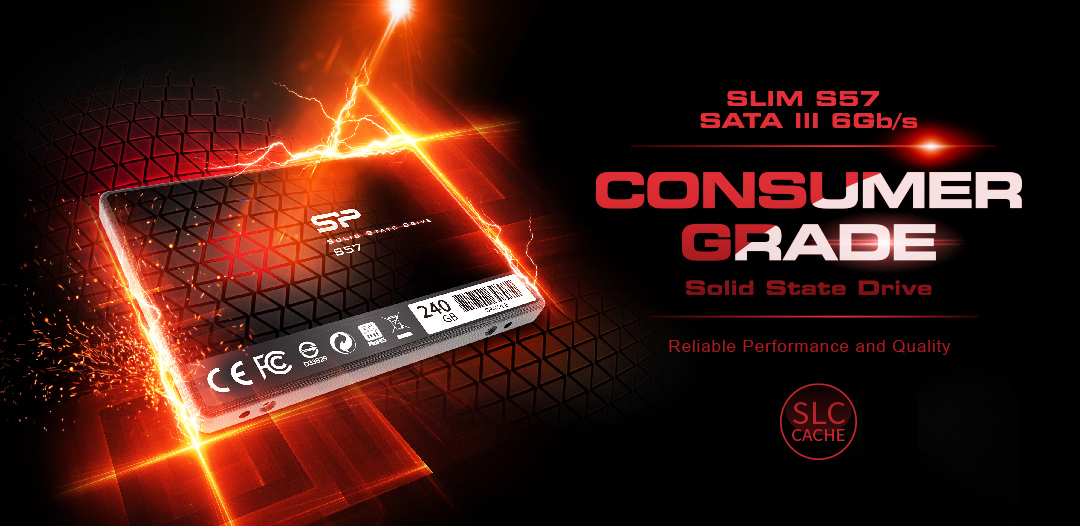 Slim S57 Reliable Performance and Quality