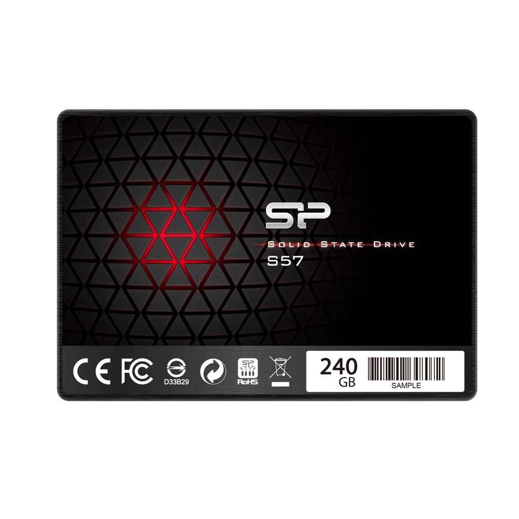 Solid State Drives Slim S57