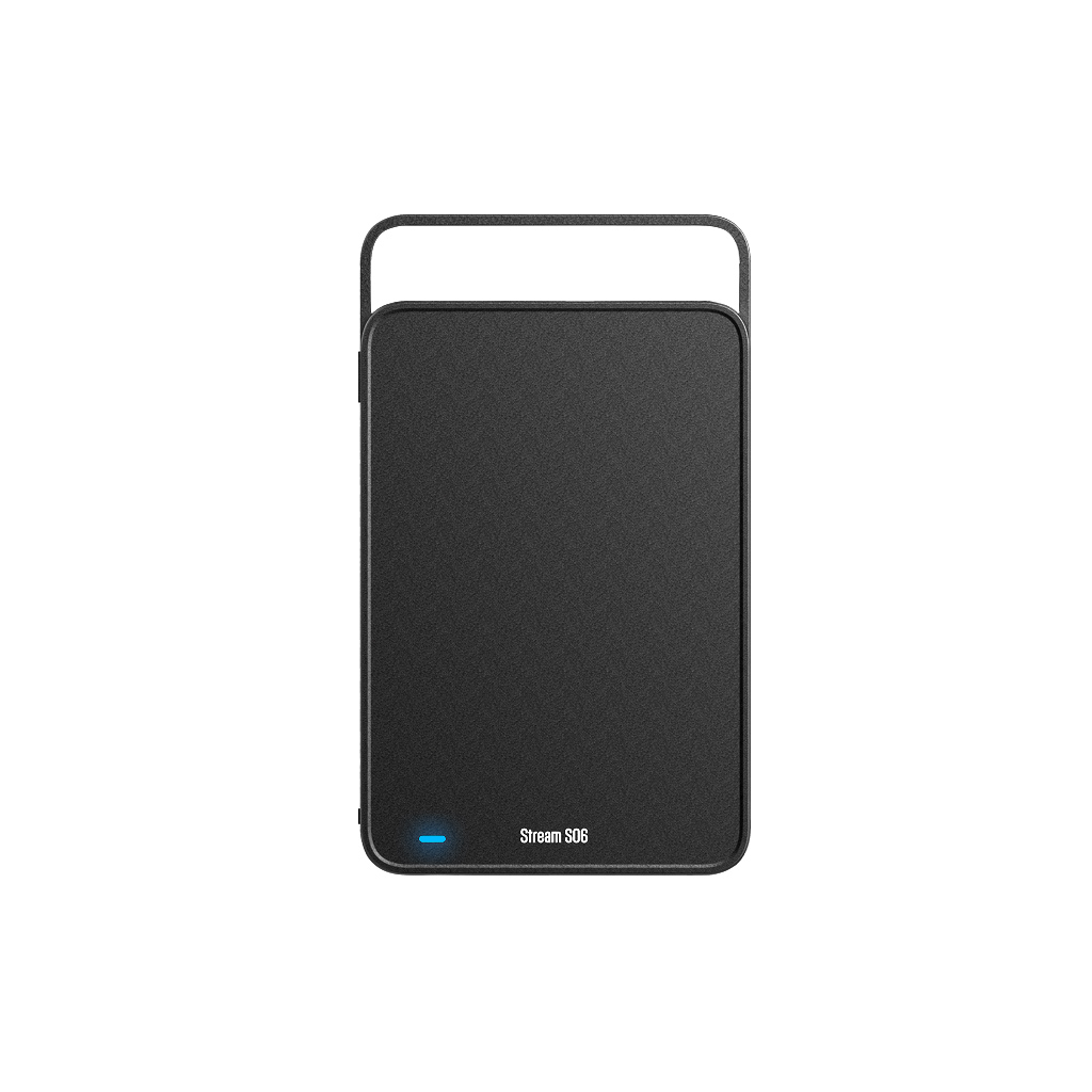 External Storage Stream S06