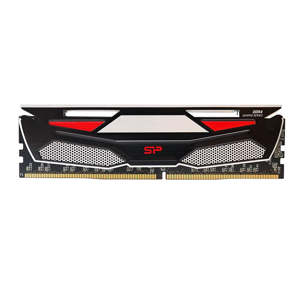 Memory Modules DDR4 UDIMM <br> (Heatsink)<br><font color='#888888' size='2%'>2666/2400/3200 </font>