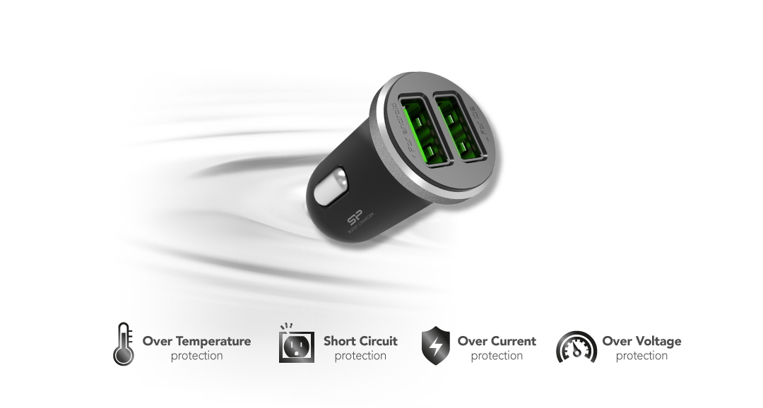 Boost Charger CC102P Multiple Protection System