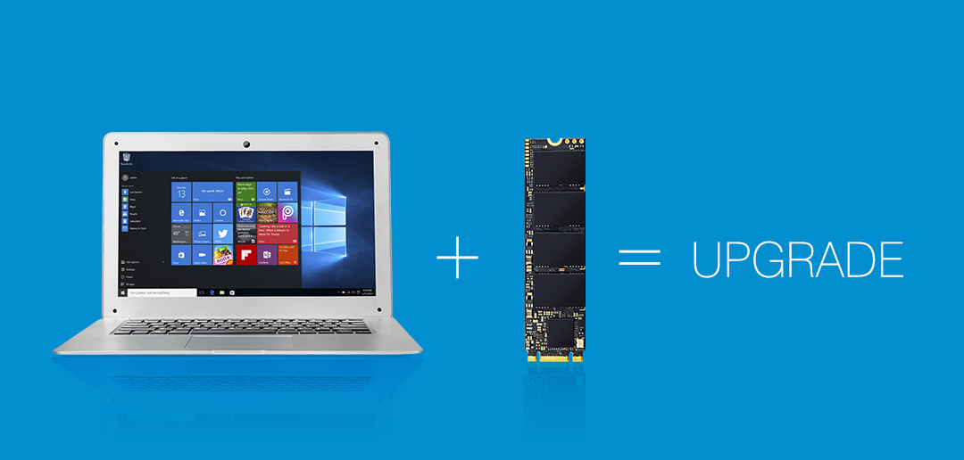 PCIe Gen3x2 P32A80 The Perfect SSD for Ultrabook Upgrades