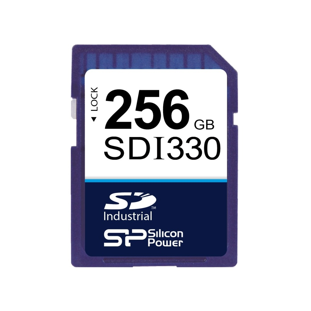 Industrial SD Card SDI350 / SDI330