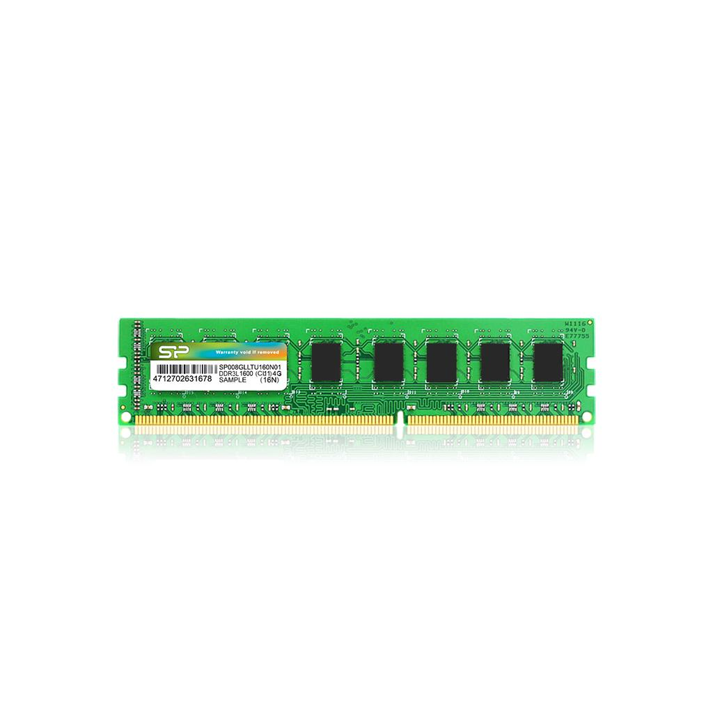 Модули памяти DRAM DDR3L 240-PIN Low Voltage Unbuffered DIMM