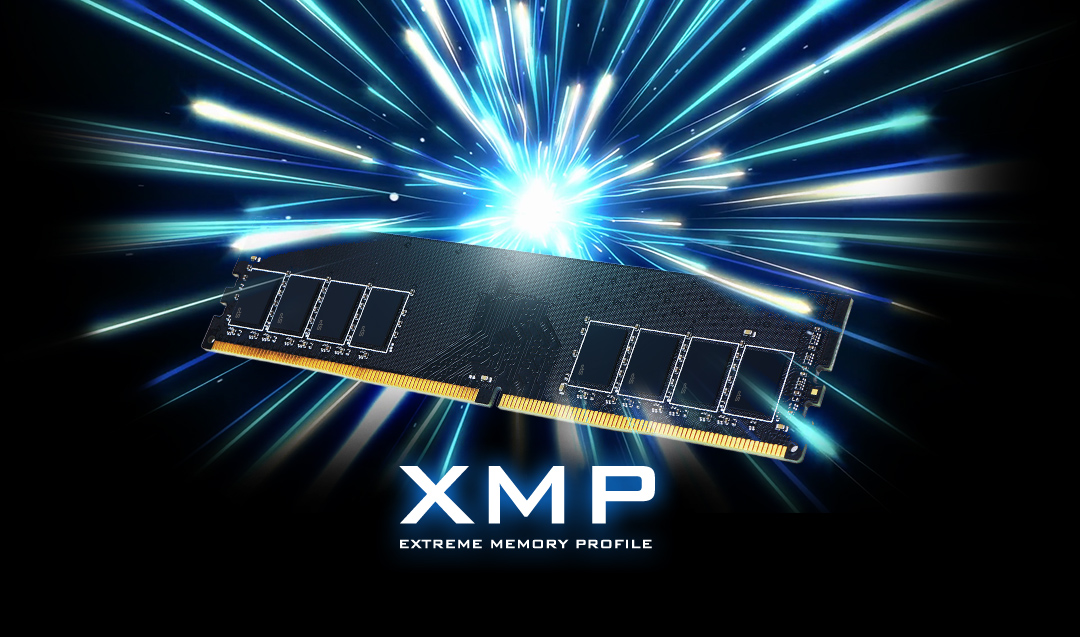 XPOWER AirCool<br> DDR4 Gaming Memory Module Simple Speed Upgrade