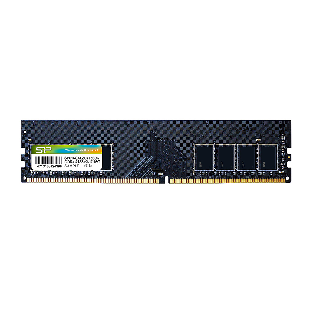 Memory Modules XPOWER AirCool <br> DDR4 Gaming UDIMM<br><font color='#888888' size='2%'>4133/3600/3200/3000/2666 </font>