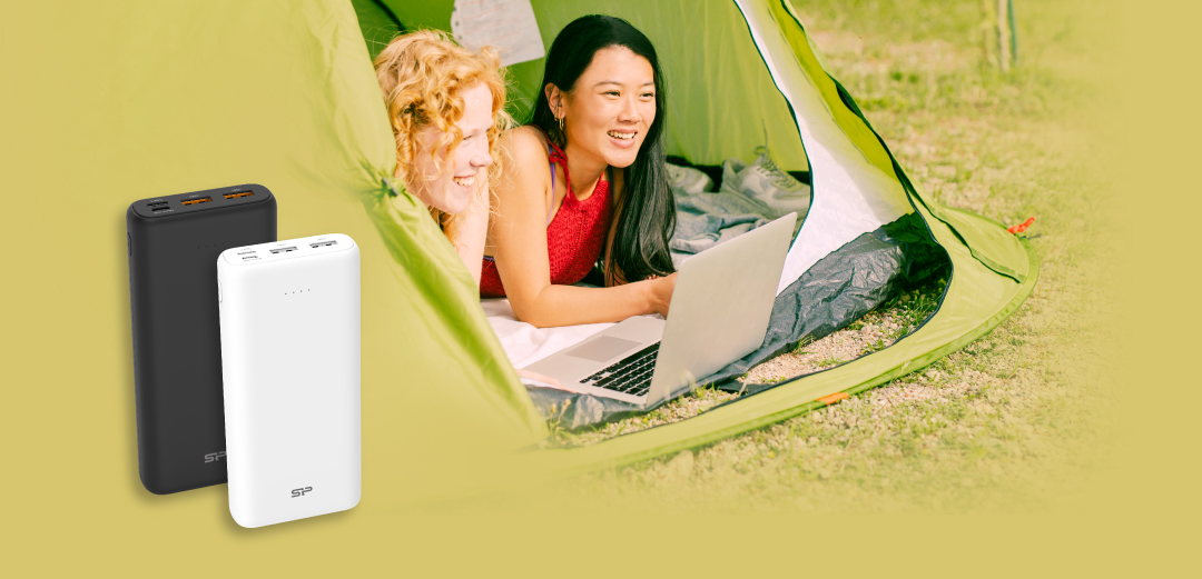 Share C20QC More Than Just A Power Bank