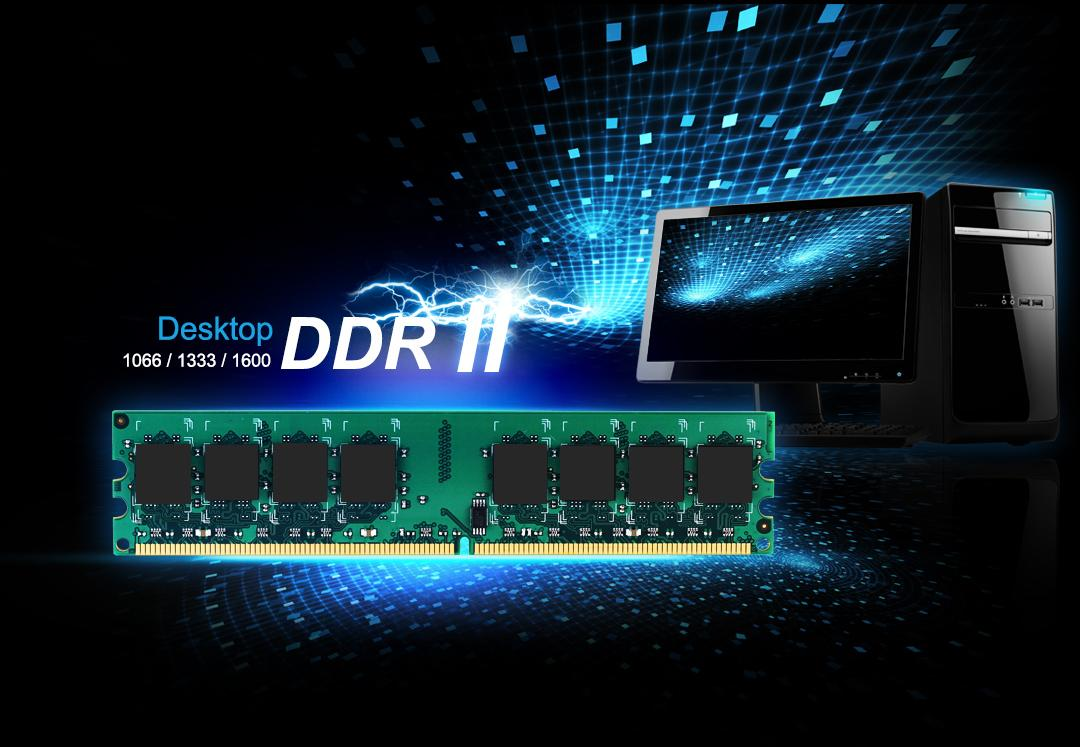 DDR2 240-PIN Unbuffered DIMM