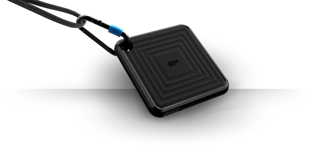 PC60<br><font color='#888888' size='2%'>240GB, 480GB, 960GB, 1.92TB</font> This Portable SSD Was Made For Walkin'