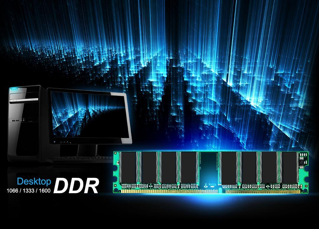 DDR 184-PIN Unbuffered DIMM