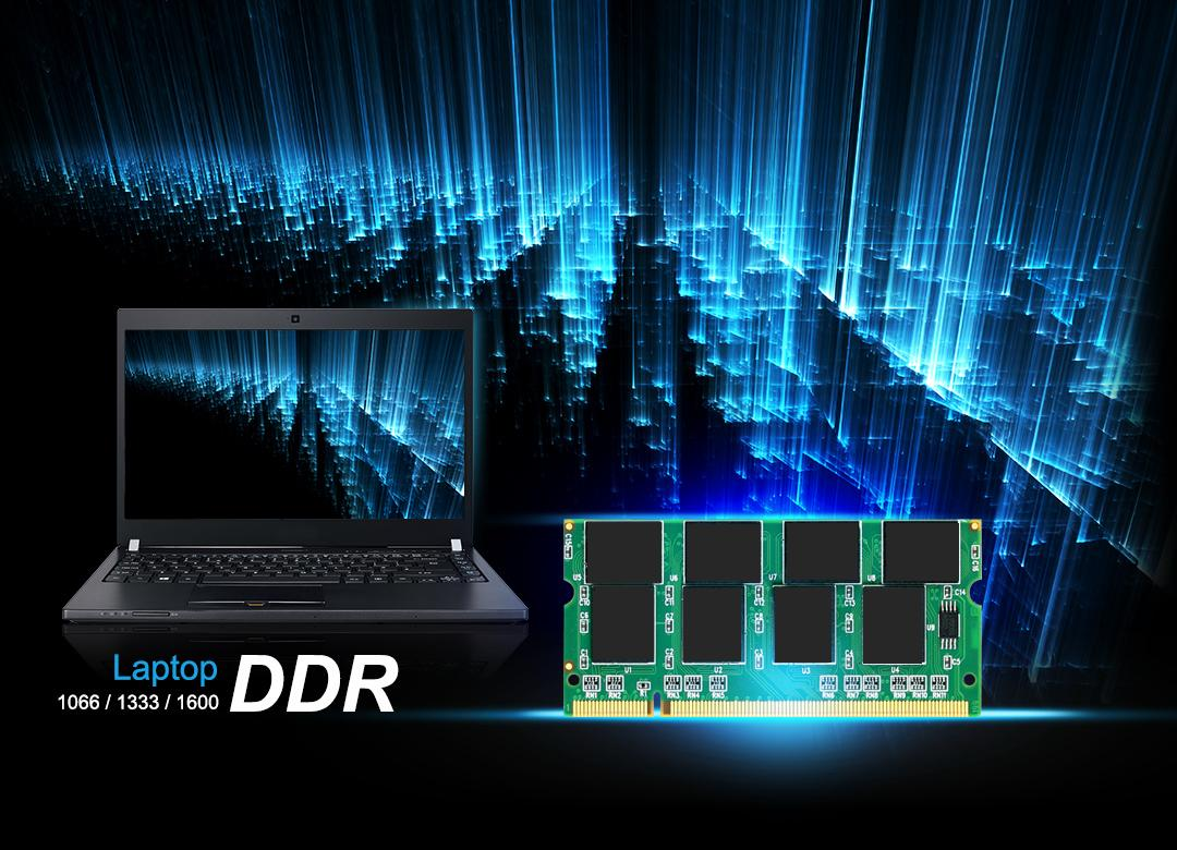 DDR 200-PIN SO-DIMM