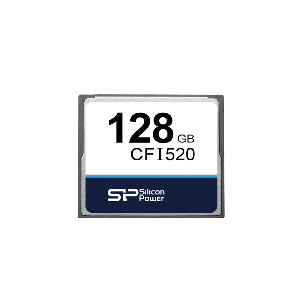 Flash Cards CFI520<br><font ='#888888' size='2%'>pSLC (MLC)</font>