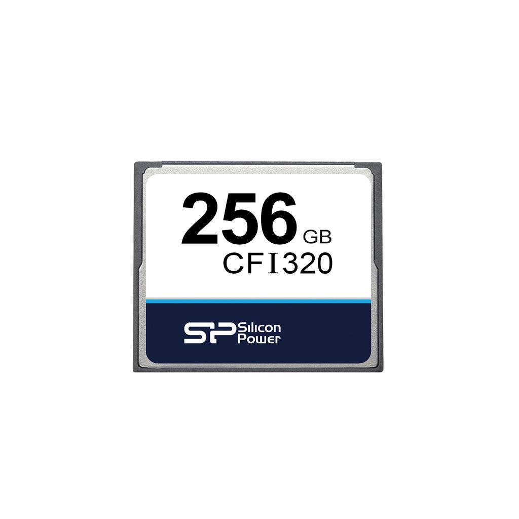 Flash Cards CFI320<br><font ='#888888' size='2%'>MLC</font>
