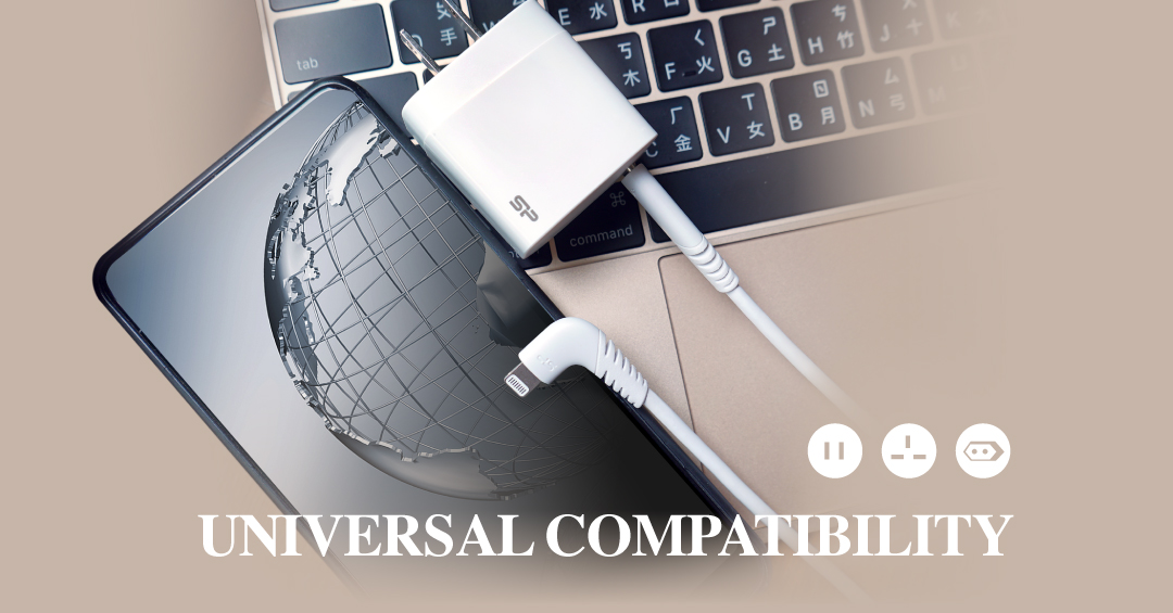 Boost Charger QM10 Combo<br><font color='#888888' size='2%'>(Quick Charge)</font> A Charger That's Ready To Embrace Travel Adventures