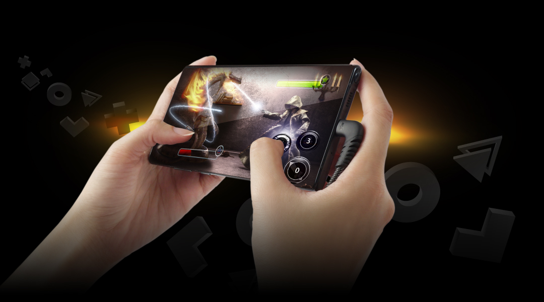 Boost Link Nylon LK50CC<br><font color='#888888' size='2%'>Type-C / Type-C</font> A Charge-And-Play Mobile Gaming Experience