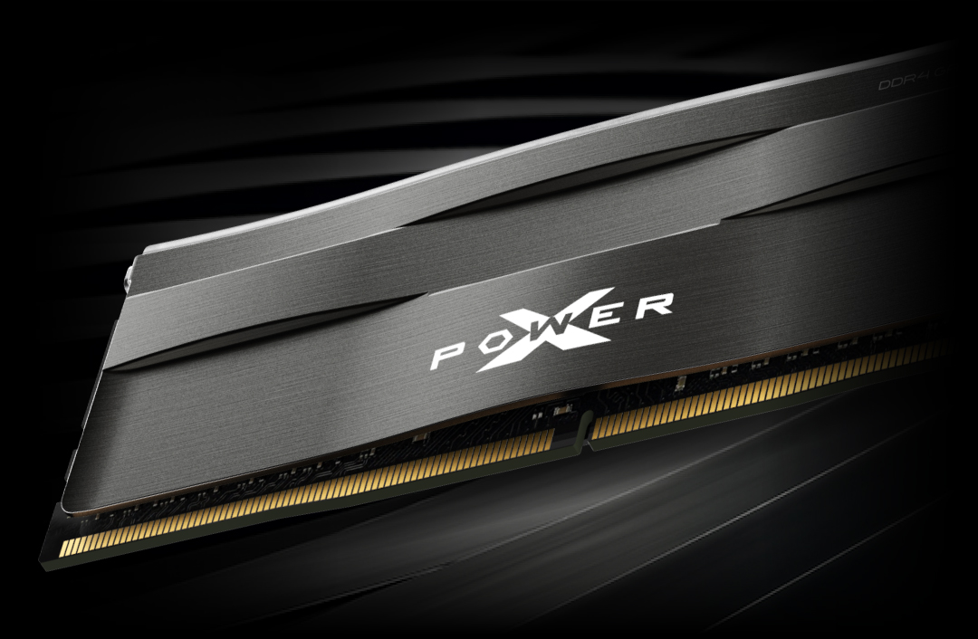 XPOWER Zenith<br> DDR4 Gaming UDIMM<br><font color='#888888' size='2%'>4133/3600/3200 </font> A Sharp Design That Stays Cool