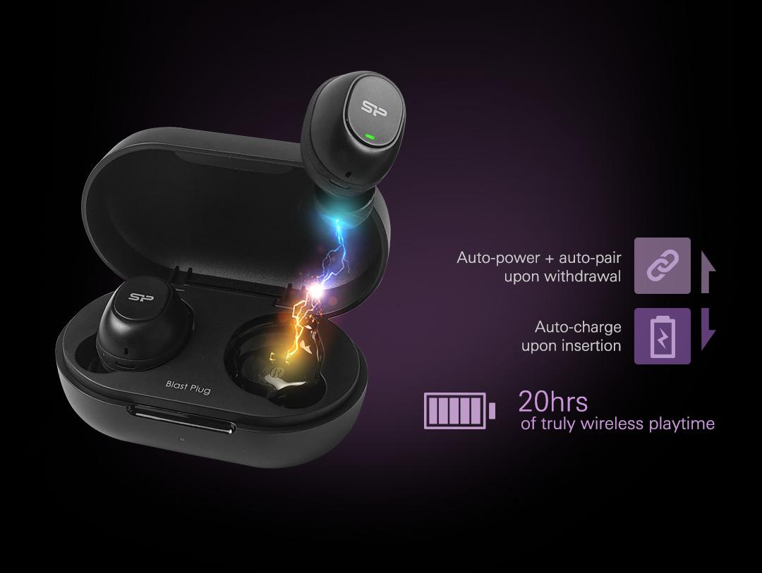 Blast Plug BP80 An Effortless, Hands-Off Audio Experience