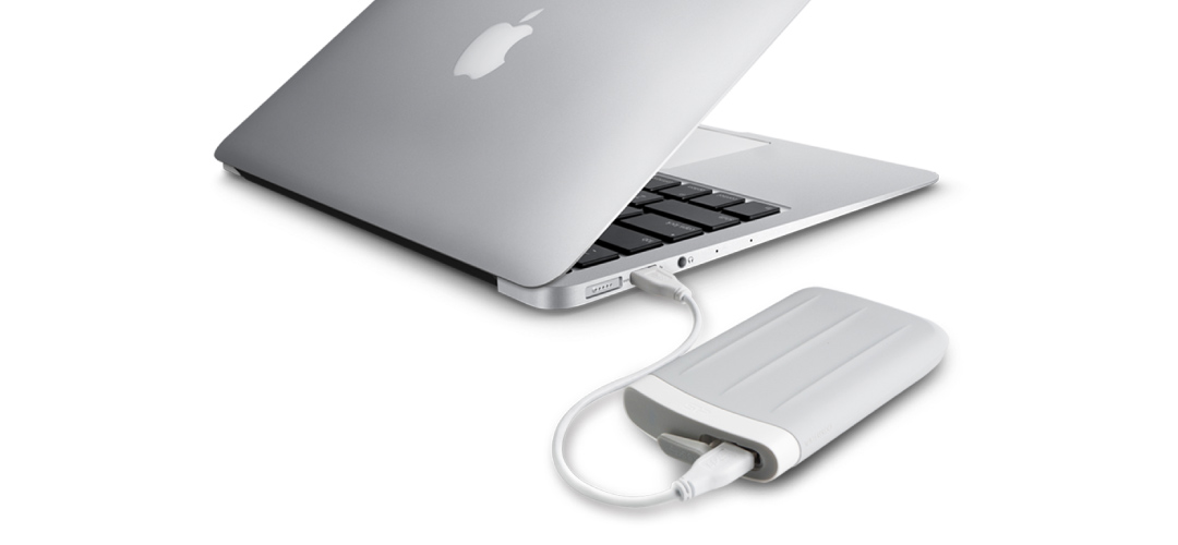 Armor A65M<br><font color='#888888' size='2%'>1TB, 2TB</font> Instantly expand the capacity for your Mac