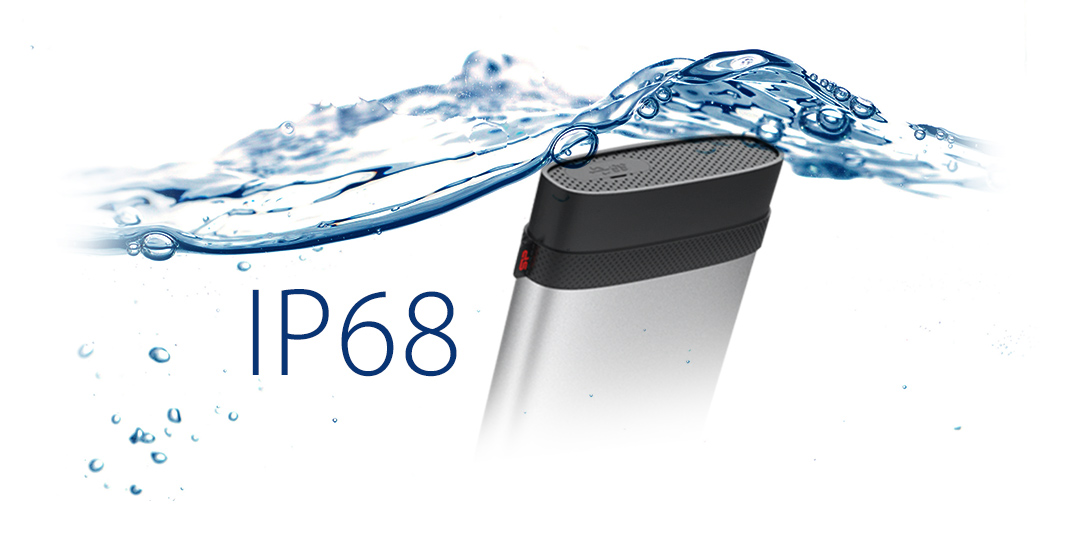 Armor A85M<br><font color='#888888' size='2%'>(portable hard drive)</font> IP68 Waterproof & Dustproof