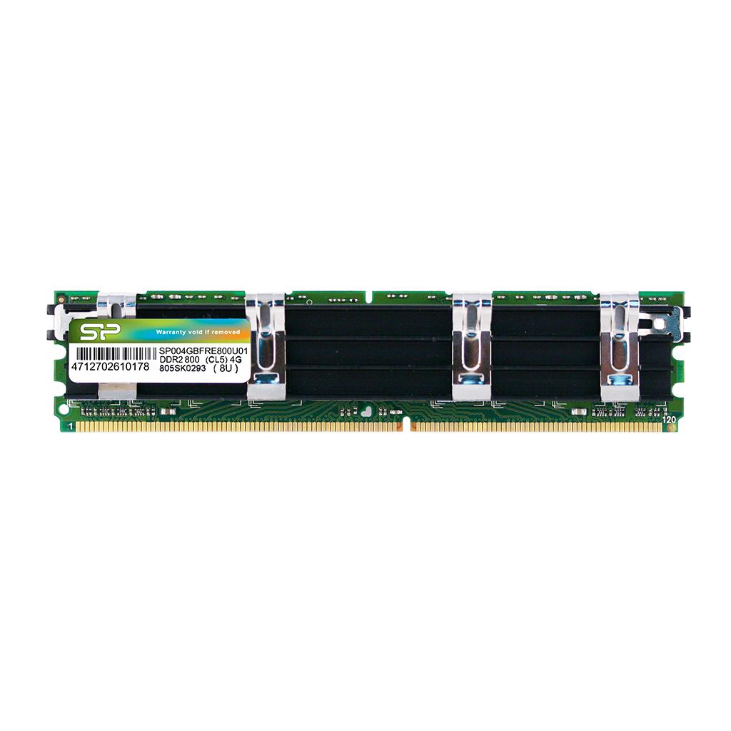 Memory Modules DDR2 ECC UDIMM <br>(Apple Heatsink) <br><font color='#888888' size='2%'>800/667</font>