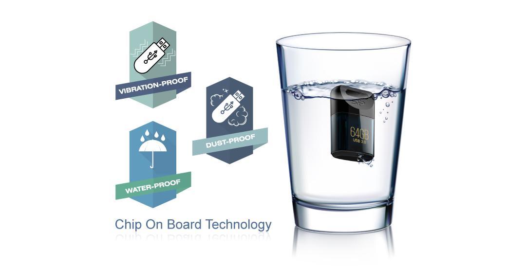 Jewel J06 Waterproof, dustproof and vibration-proof protections