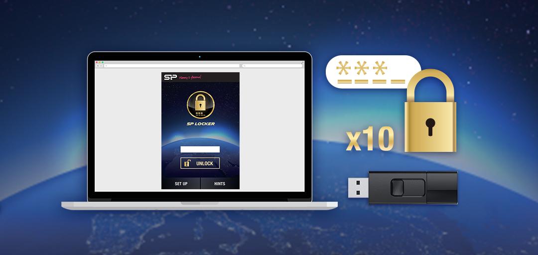Secure G50 Password Lock Easy Setup