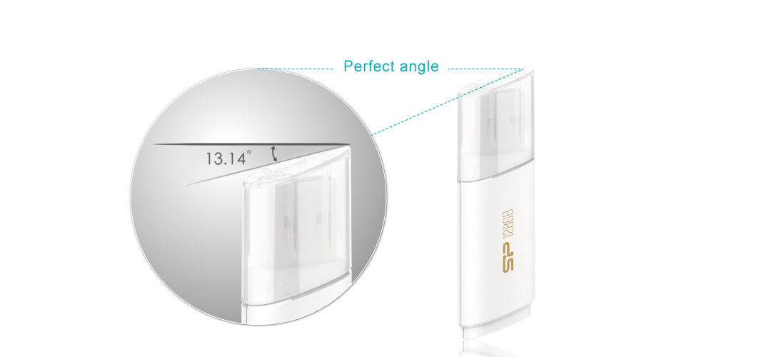 Blaze B06 Shape your memories with the perfect angle