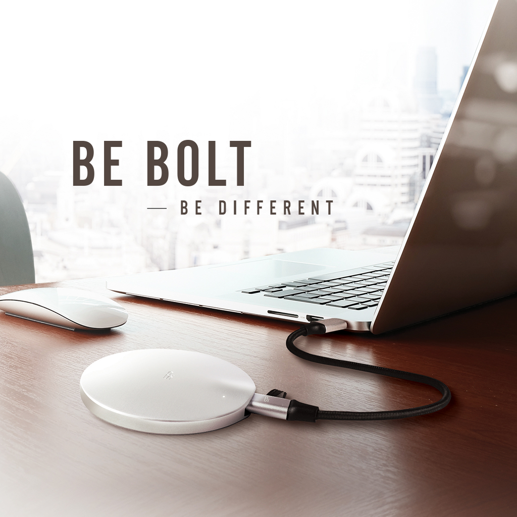 Show-Stopper Bolt B80: SP/Silicon Power Launches Its First Portable SSD