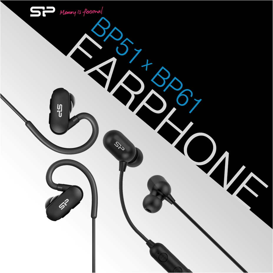Silicon Power Unleashes Two Sets of Bluetooth Wireless Earphones